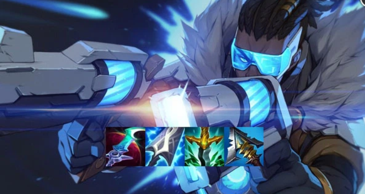Big changes coming for Lucian in patch 11.17 that will put him back into Bot lane 1