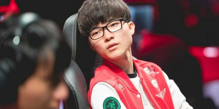 Faker is determined to win this year Worlds by prioritizing his reputation 1