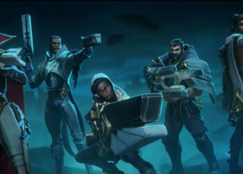 """Could it be possible for Riot to make an entire """"Absolution"""" cinematic just to advertise 2 new Legendary skins? 1"""