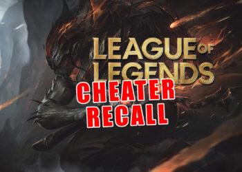 cheater recall