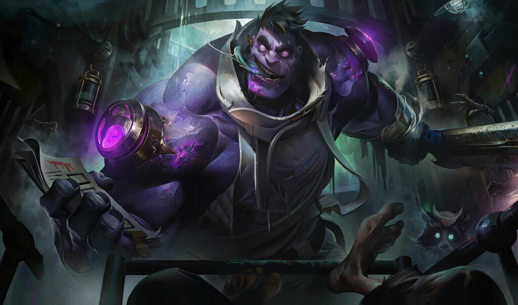 Riot hesitating in making more Visual Graphics Update in the near future 2