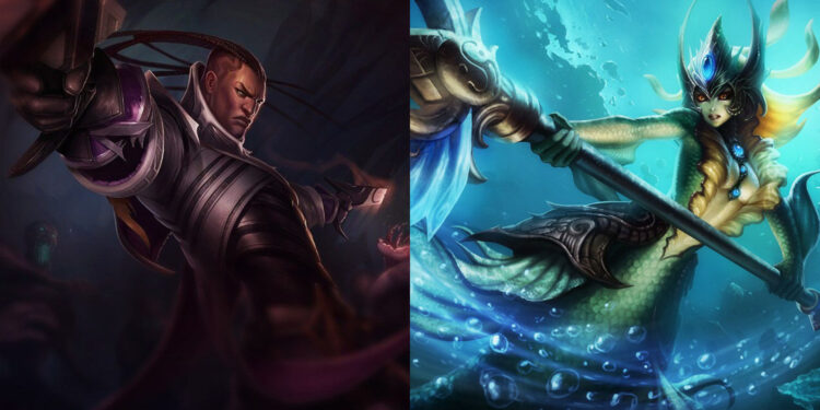 Lucian - Nami become the new dynamic duo of League Patch 11.17 1
