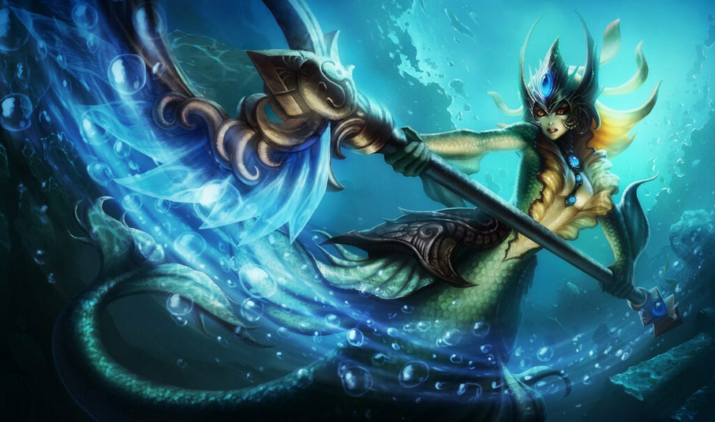 Lucian - Nami become the new dynamic duo of League Patch 11.17 2