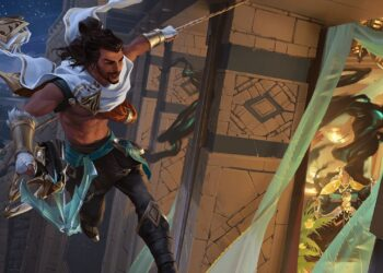 Patch 11.17: Akshan's resurrecting mechanism will be hammered 3