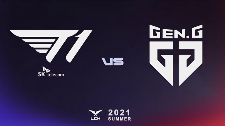 Defeating Gen G, T1 will face DWG KIA at the LCK Finals 1