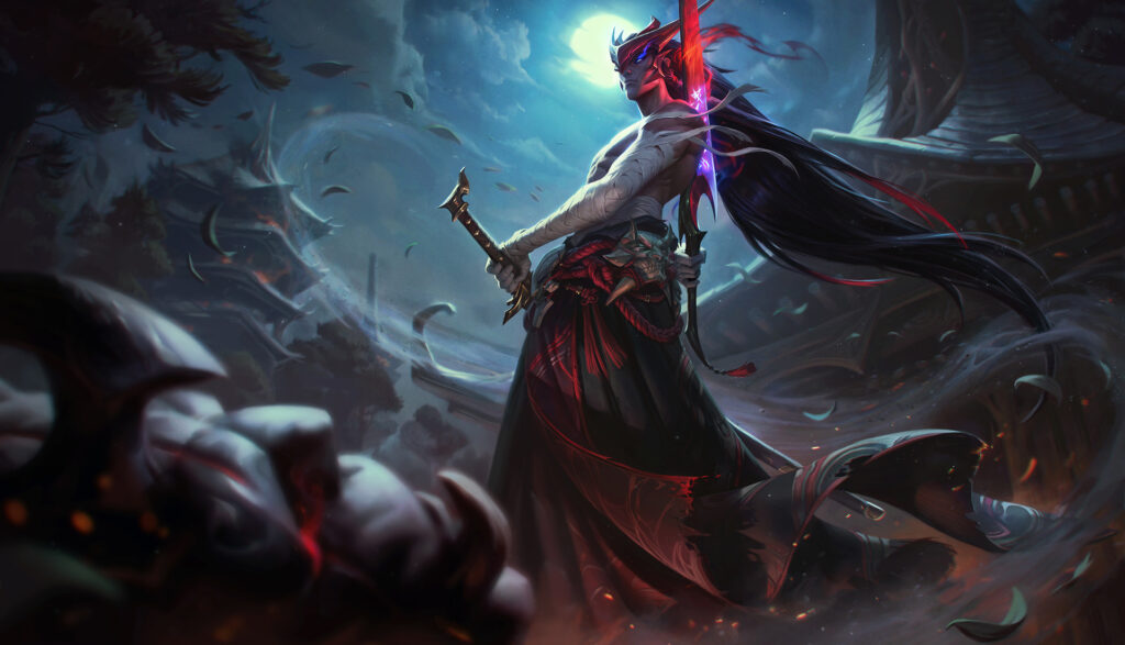 """Riot August: """"Mages are not weak, but feel bad to play"""" 4"""