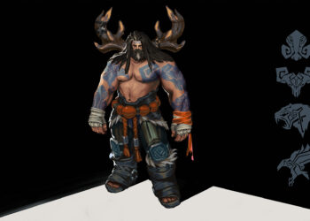 Riot reveals new concept art for Udyr VGU and details on development update 10