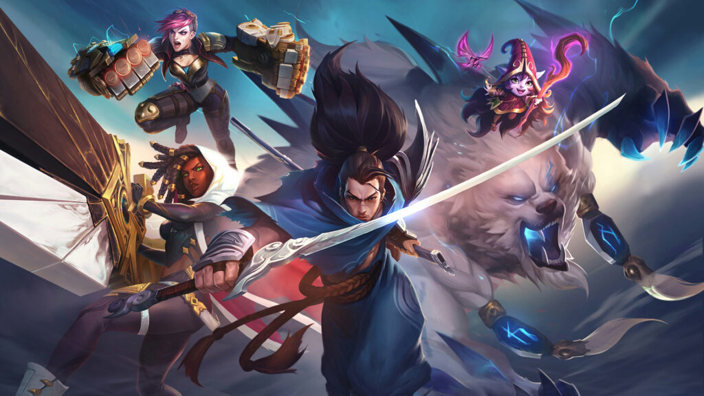 Is Riot shifting Wild Rift items to League of Legends? 1