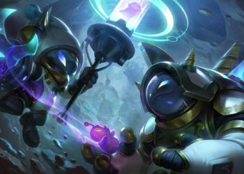 Astronaut Veigar is a pay to win skins?