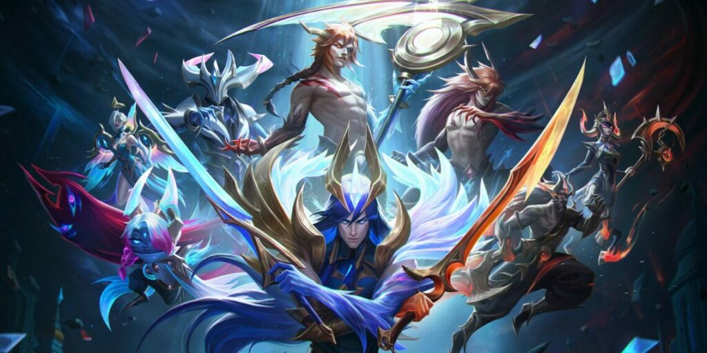 """Players concern that the new Nightbringer Tryndamere skin will be a """"pay-to-lose"""" skin 1"""