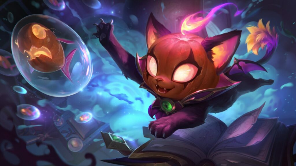 New Bewitching skins and Prestige Morgana coming to League of Legends 3