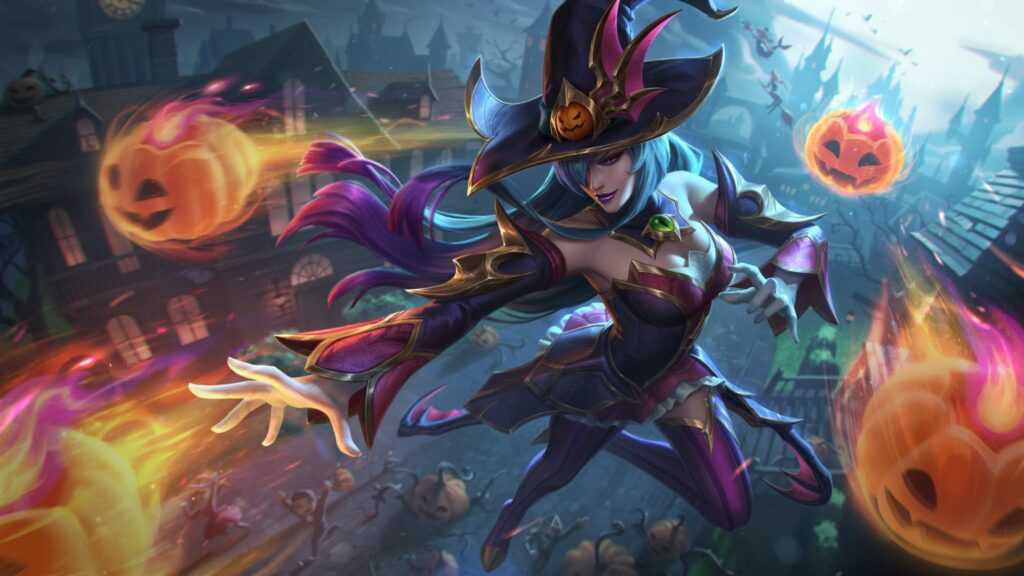 New Bewitching skins and Prestige Morgana coming to League of Legends 1