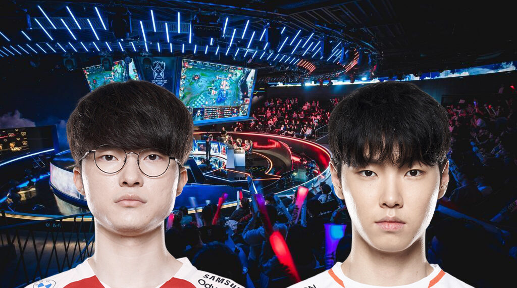 Faker-Chovy