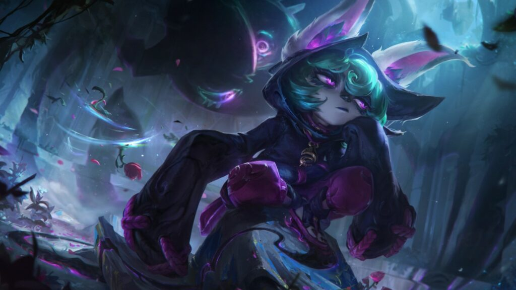 Riot reveals first trailer of Vex and her abilities 2