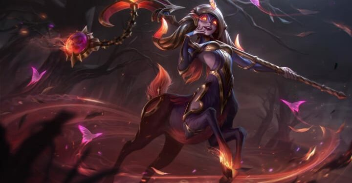 Lillia to be a possible hot pick for Worlds 2021 1