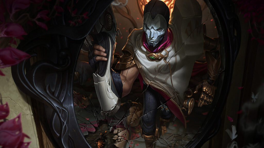 League of Legends: New champion detected from the latest Arcane teaser? 3