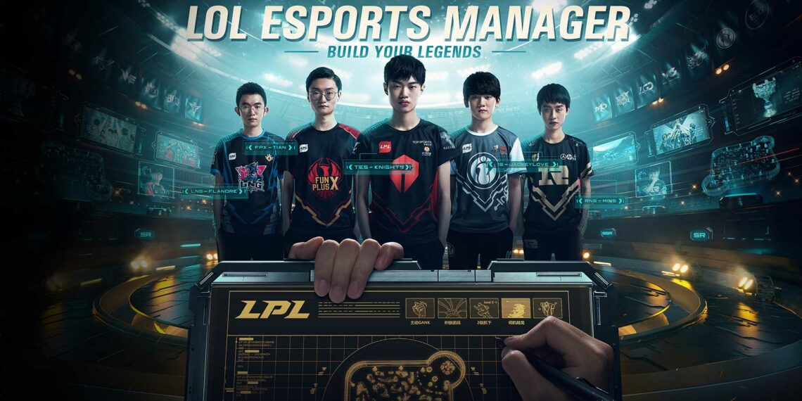 Riot reveals additional details about the forthcoming League of Legends Esports Manager game 1