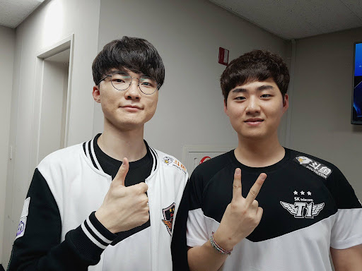 Top strongest lineup team voted by Korean League community: Faker is set in 4 out of 5 teams 2