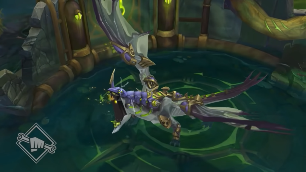 Preseason 2022: Riot is adding 2 new Dragons into the game, Hextech and Chemtech Dragon 3