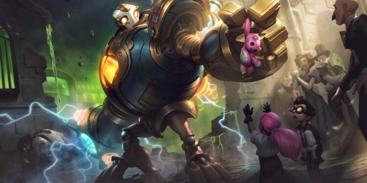 Victorious Blitzcrank sparked fans outrage against Riot Games 1
