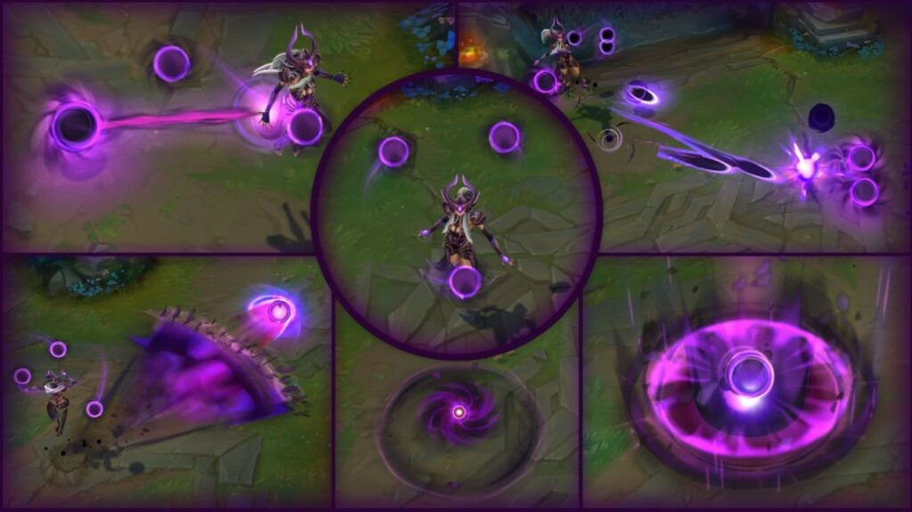 Riot reveals brand new VFX updates for Syndra coming in patch 11.21 1