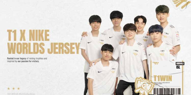 T1 new jersey