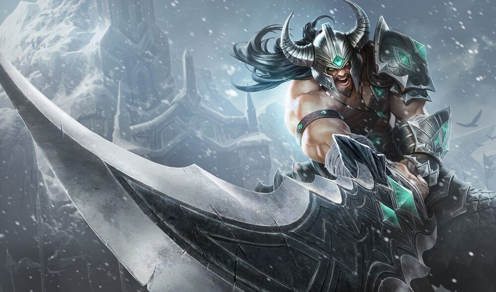 Tryndamere Mid: Pro players pick and ban choice at Worlds 1