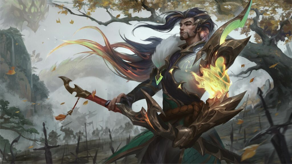 Riot reveals Dragonmancer skins for this year, fans go crazy with the new Yasuo skin 12