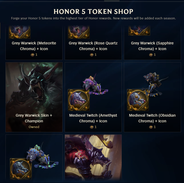 League of Legends: Player came up with an idea to reduce toxicity by using Honor 5 rewards mechanism 1